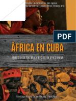 Africa en Cuba