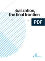 Globalization the Final Frontier Search Laboratory Inc