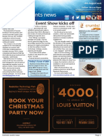 Business Events News for Thu 25 Aug 2016 - The Event Show, ICC Sydney, Get Global, GraySINGLEQUOTEs Say and much more