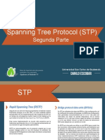 Spanning Tree Protocol - 2da Parte (C15)