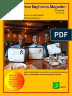 Alpha Eritrean Engineers Magazine 2016 August's Issue