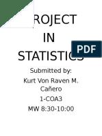 Kurt Von Raven M. Cañero
