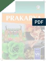 Kelas VII Prakarya BS Sem1