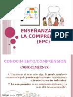 ENSEÑANZA+PARA+LA+COMPRENSIÓN+(EPC)