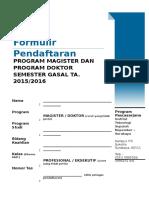 Formulir Pendaftaran Gasal 20152016.doc