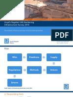 2014 Lloyds Register LNG Bunkering Infrastructure Survey