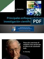Principales Enfoques de La Investigación Científica