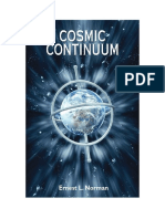 Cosmic Continuum by Ernest L Norman
