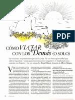 COMO VIAJAR CON LOS DEMAS O HACERLO SOLO.pdf