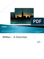 WiMax - A Overview