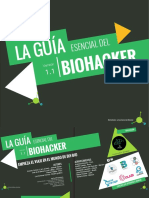 Guia Escencial Del Biohacker