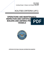 ufc 3-430-07 inspection and certification of boilers and unfired pressure vessels, with changes 1-3 (may 2007)