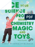 Ace Your Science Project Using Chemistry Magic and Toys - Robert Gardner.epub