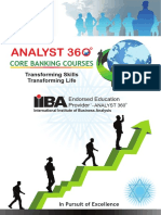 Core Banking Courses in Analyat360.co
