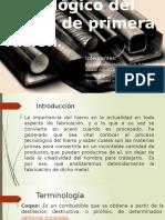 1.1 Proceso Tecnologico Del Hierro Primera Fusion (1)