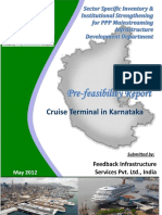 Cruise Terminal Karnataka