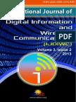 IJDIWC_Volume 3, Issue 2