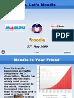 Jom, Lets Moodle MSC OSCONF 2009 #MOSC2010