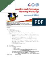 Batang Malaya Planning Program Rev May10 1820H