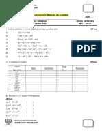 Evaluaciones de Julio-Agosto de Mirian Ok