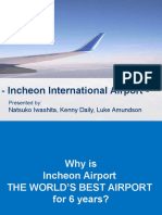 Incheon International Airport Presentation