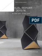 B&O Annual Report 2015-16