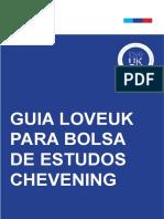 Guia Para Candidatura de Bolsas Chevening - Estudar Fora - Love UK