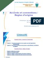 Accords Et Convention 2
