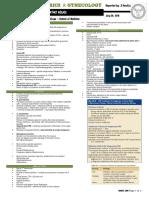 Pelvic Uterine Disease