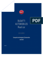 Presentation Bugatti