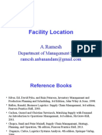 5_Facility Location Decision