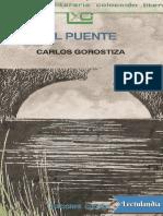 Carlos Gorostiza - El Puente