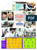 The Hindu Diary of Events 2015-16