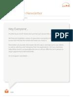 Newsletter 218