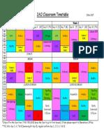 2ao schedule