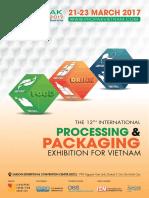 ProPack Vietnam 2017 Brochure