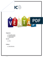Informe Ventas