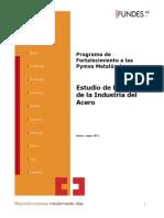 Informe Estudio Mercado Del Acero
