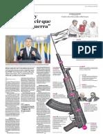 Santos, Hoy Podemos Decir Se Acabó La Guerra