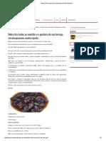 Bebida Elimina Gordura Da Barriga _ Receita Naturais