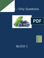 NBME 3 BLOCK 1-4 (No Answers Version)