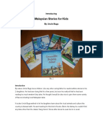 Uncle Bugs Malaysian Stories for Kids - Synopsis