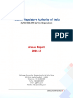 TRAI Annual Report English 16052016 2