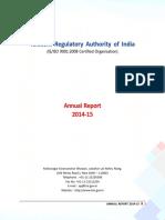 TRAI Annual Report English 16052016 2