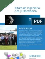 IEEE Instituto de Ingeniería Eléctrica y Electrónica