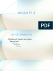 Avian Flu Ayu