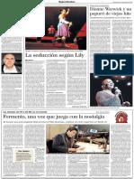 La Nación - 2007 - Manolo - Bilioteca Nacional