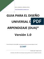 Diseno Universal de Aprendizaje Guia-1