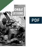 Combat Lessons 6