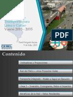 19.00. Raúl Delgado Sayán Soluciones Integradas Para Transporte Para Lima y Callao